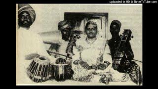 Janki Bai  Allahabad Mar Jayenge par Ishq ka charcha na karenge
