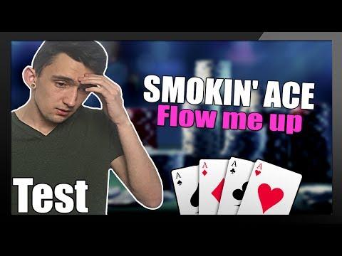 SMOKIN' ACE - Flow me up | MANGO JUICE?!