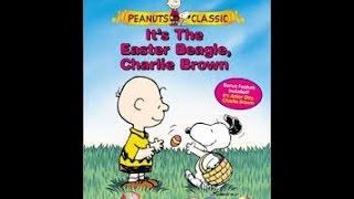 It's The Easter Beagle, Charlie Brown Dvd Menu Walkthrough