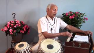 Surrender Mantra # 1. Bhimpalsai Raga - 5-8-15