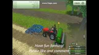 Farm Simulator 2013 - Trick.