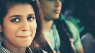 Priya P.Varrier || Most Viral video || Most search video on YouTube || talli hoke nachn de