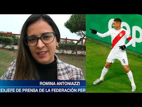 Romina Antoniazzi confía en las posibilidades de Perú en la final frente a Brasil