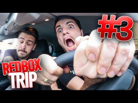 LA MEILLEURE AVENTURE EN VOITURE ! - RedboxTrip #3