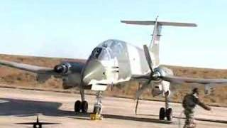 Puesta en Marcha IA-58 Pucará