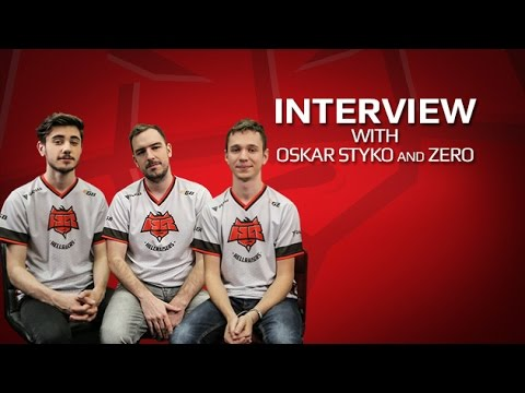 Interview with oskar, STYKO and Zero [+RU subs]