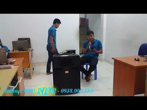 Test Thử Karaoke Loa BOSE 8018   Công Suất Khủng, Bass 5 Tấc, Hát Karaoke Cực Hay.