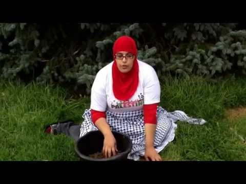 Rubble Bucket Challenge ( A Twist on the ALS Ice Bucket Challenge )