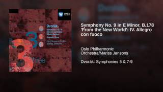 Symphony No. 9 in E Minor, B.178