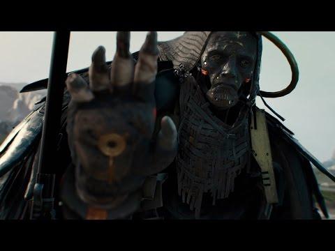 Unity 5 Adam Demo - Full Real-time Short Film (2016)