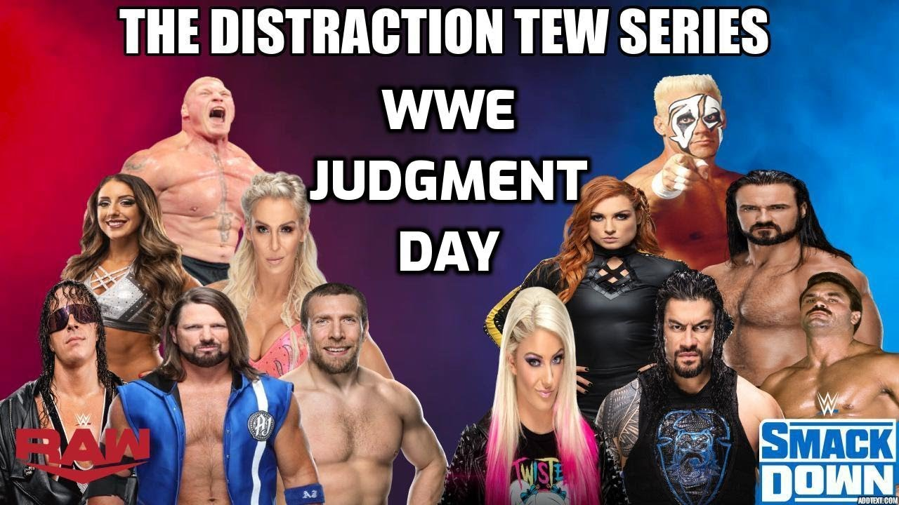 The Distraction TEW Series - Judgment Day (Episode 8) | Fightful Wrestling