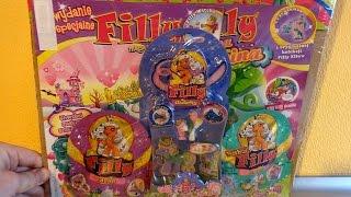 Little Filly Witchy & Elves Surprise Toys Pack Set Unboxing Sorpresa Xmas