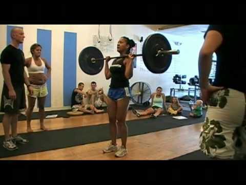 "CrossFit ""Grace"" Challenge - Wilmington, NC"