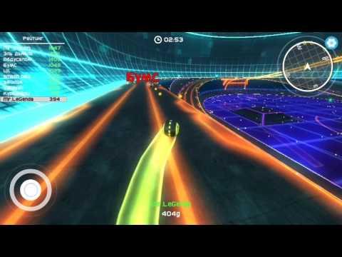 Обзор игры Neon Arena |