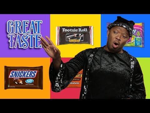 The Best Halloween Candy | Great Taste