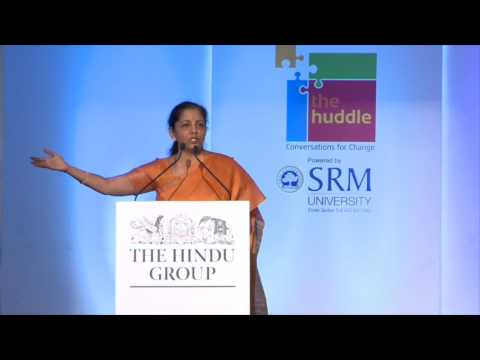 The Huddle 2017 - Can We Ever Make Enough In India?
