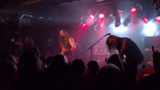 Insomnium - Only One Who Waits (4K) Live at John Dee,Oslo,Norway 05.05.2017