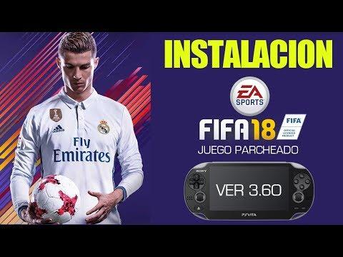 FIFA 18 EN PSVITA 3.60