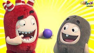Piscina de Pelotas - Oddbods | Dibujos Animados Graciosos Para Niños
