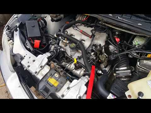 1999-2005 chevy venture pontiac montana oldsmobile silhouette alternator  replacement - youtube