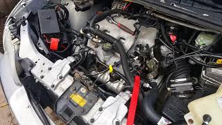 1999 2005 Chevy Venture Pontiac Montana Oldsmobile Silhouette Alternator Replacement Youtube