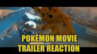 POKÉMON Detective Pikachu - Official Trailer Reaction #3KYouTuberKaran #IndianYouTuber #Pokemon