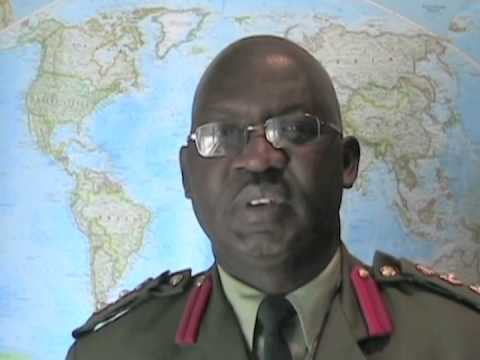 Commandant of the Southern African Development Community Regional Peacekeeping Training Center