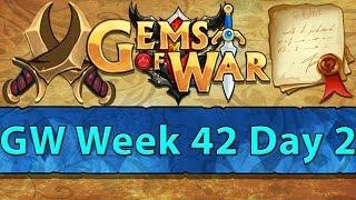 ⚔️ Gems of War Guild Wars | Week 42 Day 2 | Version 3.3 is Here! Streaming Until Vault Key Drop ⚔️