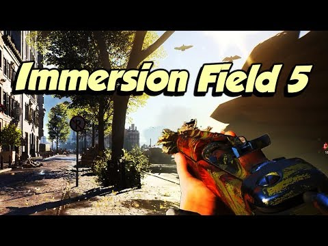 IMMERSION OVER 9000 - Battlefield 5 Rotterdam BETA Gameplay (BFV) thumbnail