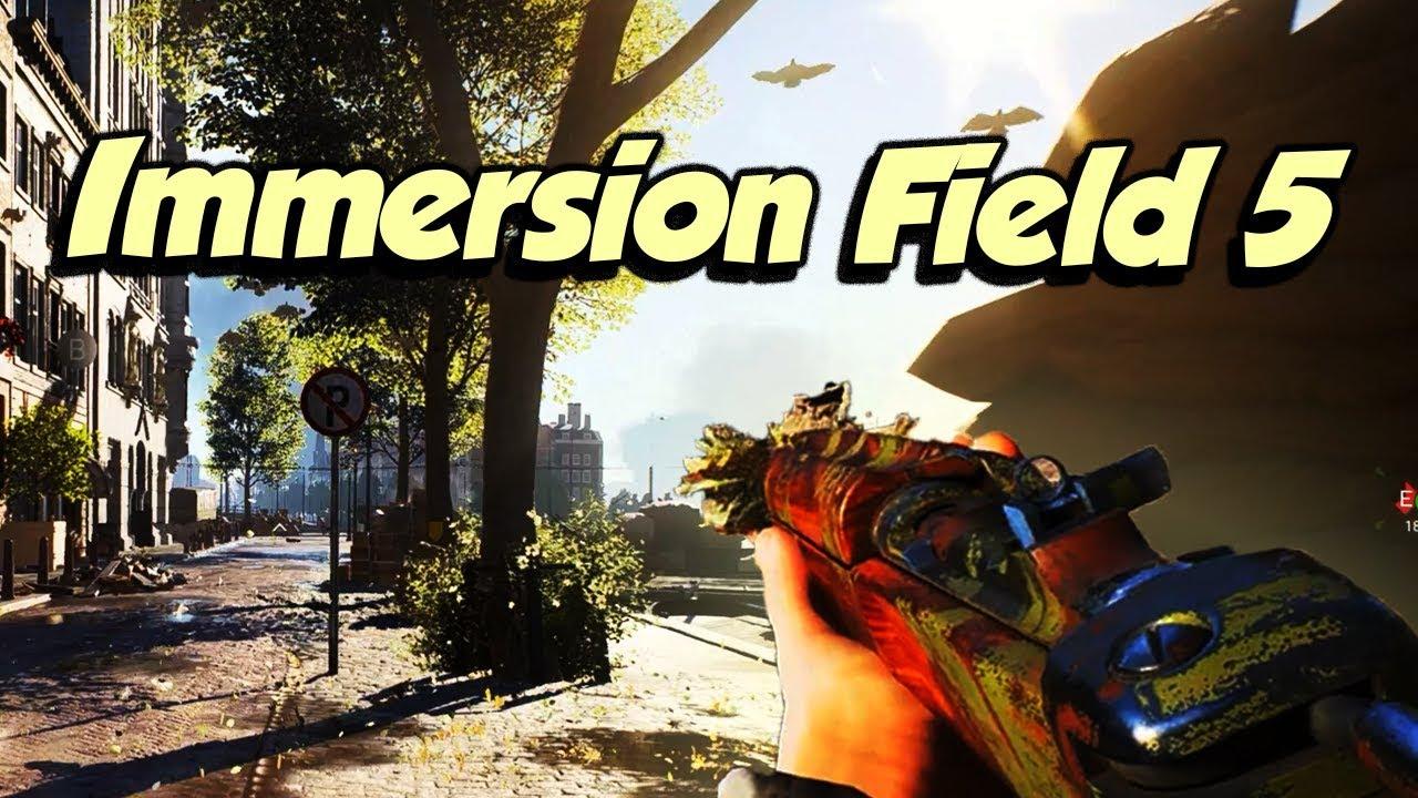 IMMERSION OVER 9000 - Battlefield 5 Rotterdam BETA Gameplay (BFV) #1