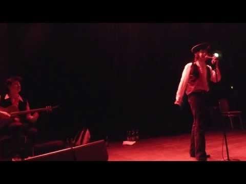 Adam Green acoustic -  Novotel - live Ampere Munich 2014-02-06