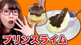 【実験】プッチンプリン&ゼリースライム作ってみた!How To Make Jelly Slime thumbnail
