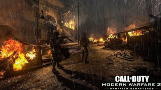 Second sun Call of Duty Modern Warfare 2 Remastered Mission Getting White House Back Second Sun Us