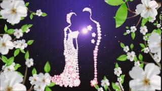 Силуэт жениха и невесты