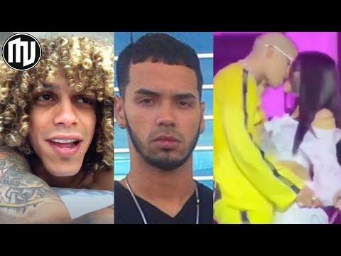 """ÉPICO: Jon-Z invita a Anuel a remix de """"Viajo Sin Ver""""   Bad Bunny y Cazzu ahora si hubo beso Y MÁS!"""