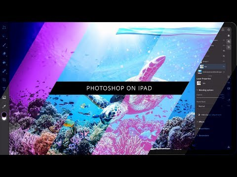 An Introductory Guide to Photoshop on iPad – #PHOMO