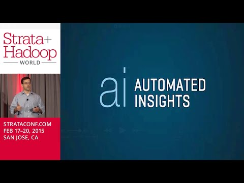 Robot Reporters: How The AP Embraced Data Automation | Strata + Hadoop World