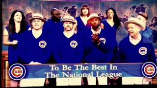 "SNL Chicago Cubs/ Bill Murray ""Go Cubs Go!"" By Chip Cruz"