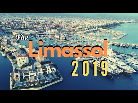 LIMASSOL CYPRUS 2019 | Travel To Cyprus | Limassol Marina | Vacations In Cyprus 2019 - LEMESOS