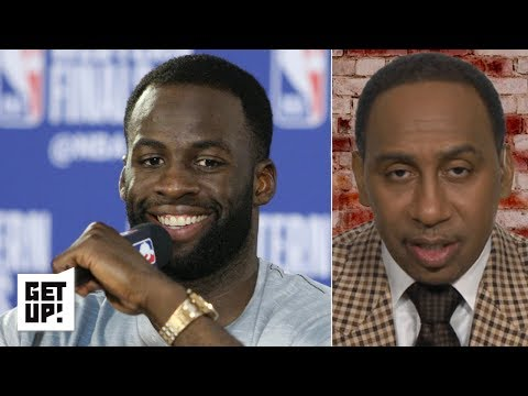 Warriors aren't scared of anyone, Draymond knew Rockets didn't have a chance – Stephen A. | Get Up!