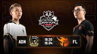 Adonis Esports vs Team Flash - Vòng 11 Ngày 2 - Đấu Trường Danh Vọng Mùa Xuân 2019