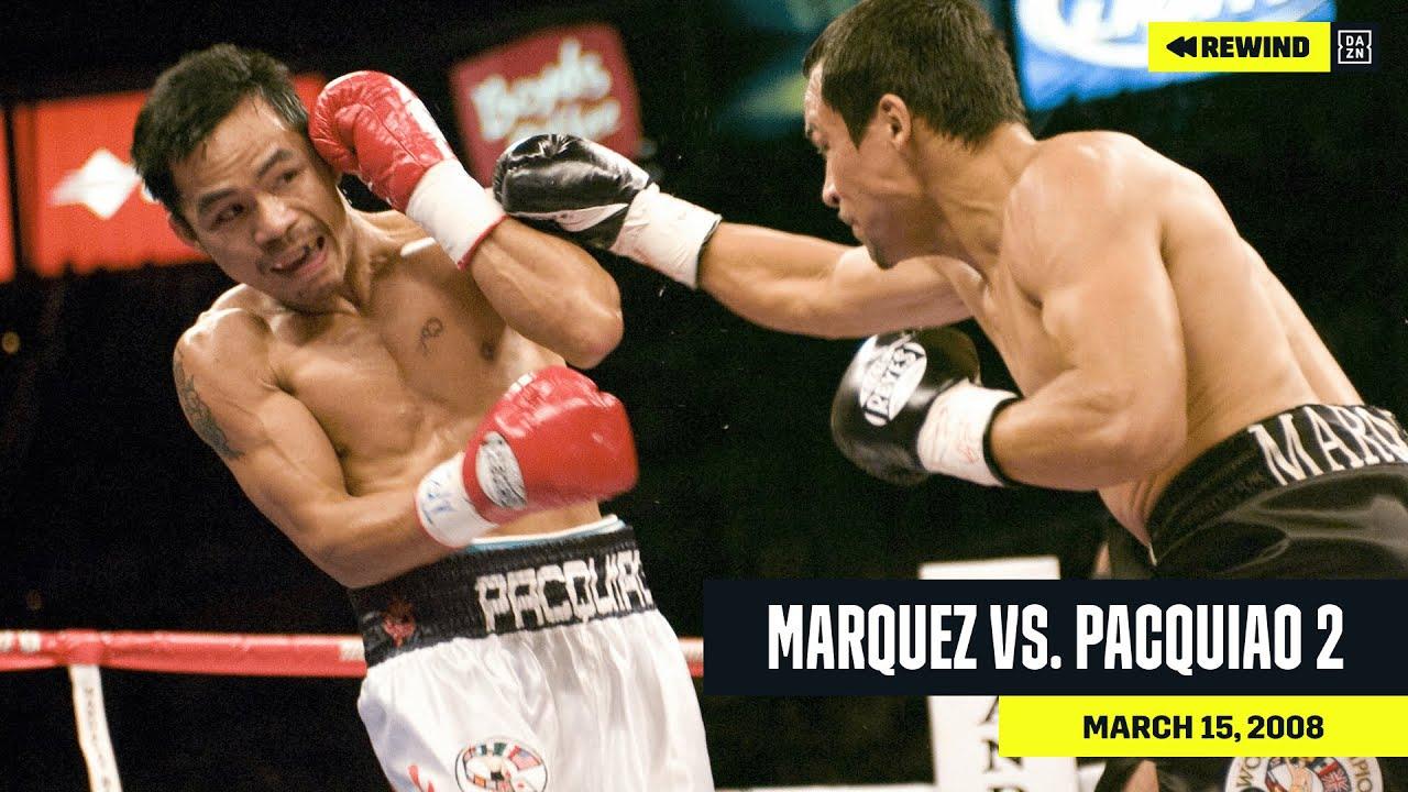 Juan Manuel Marquez vs. Manny Pacquiao 2 (DAZN REWIND)