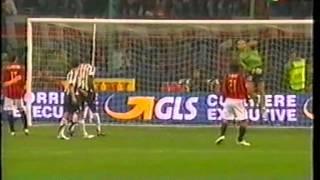 Serie A 2005/2006: AC Milan vs Juventus 3-1 - 2005.10.29 - HUN