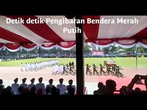 Video - Kodim Surakarta Gembleng Anggota Paskibraka, Ini Hasilnya