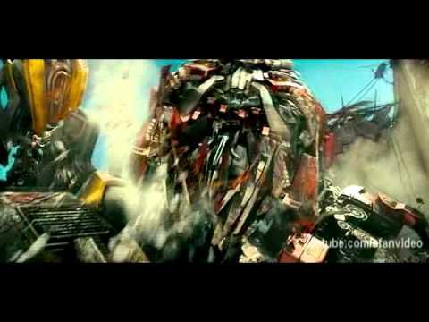 Black & Yellow - Wiz Khalifa - Transformers Music Video (Bumblebee)