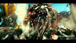 Black & Yellow - Wiz Khalifa - Transformers Music Video (Bumblebee)