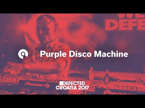 PurpleDiscoMachine @ Defected Croatia 2017 (BE-AT.TV)