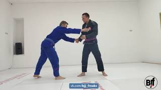 Rotislav Berezovchuk - bjj   single leg counter to takedown