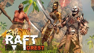 Raft Survival Forest 2 - Android Gameplay ᴴᴰ