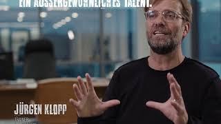 Jürgen Klopp über Mario Götzes Talent I Being Mario Götze I Doku